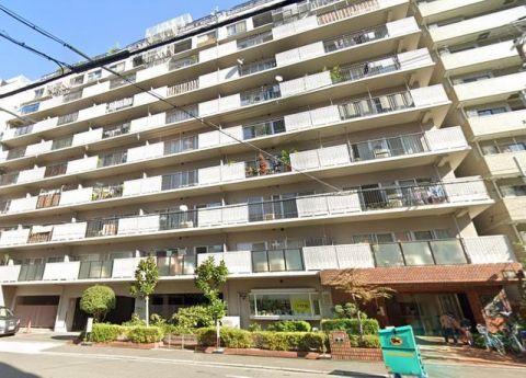 総戸数130戸、昭和59年6月建築、14階建て5階部分、リノベーション済み、長谷川工務店施工